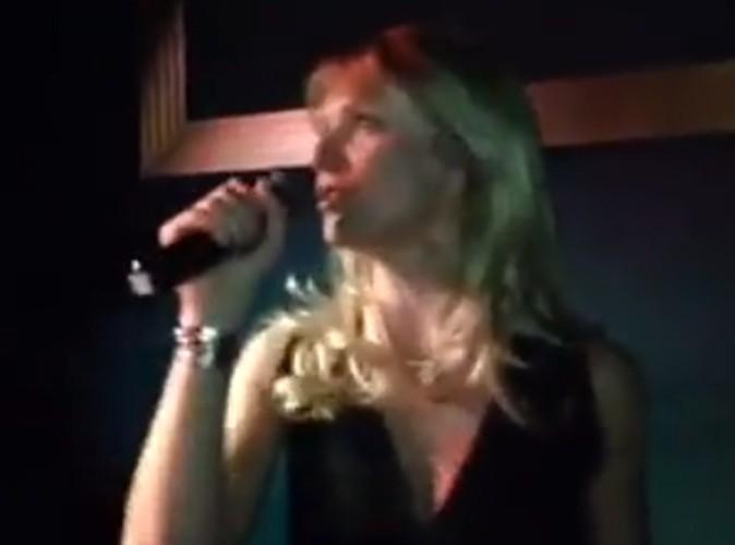 Sandrine Corman : la reine du karaoké, c'est elle !