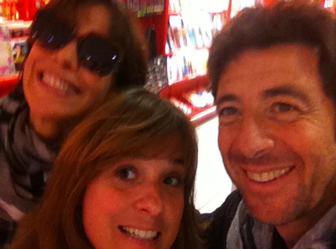 Sophie Marceau et Patrick Bruel en balade à Bruxelles !