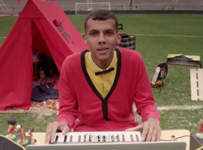 Stromae: sa chanson sera l'hymne officielle des Diables rouges !