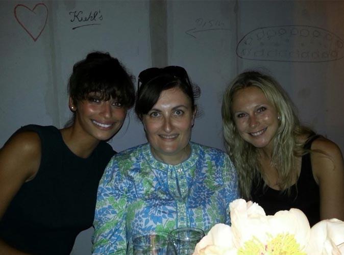 Tatiana Silva et Julie Taton : un diner en tête à tête !
