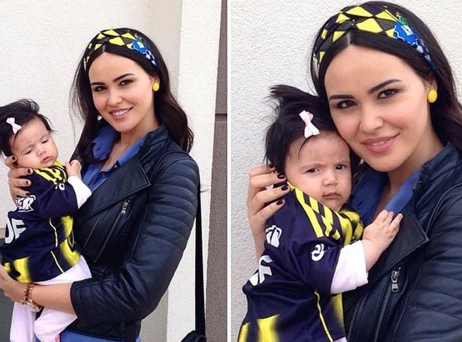 Zeynep Sever : elle a adoré sa première fête des mères !