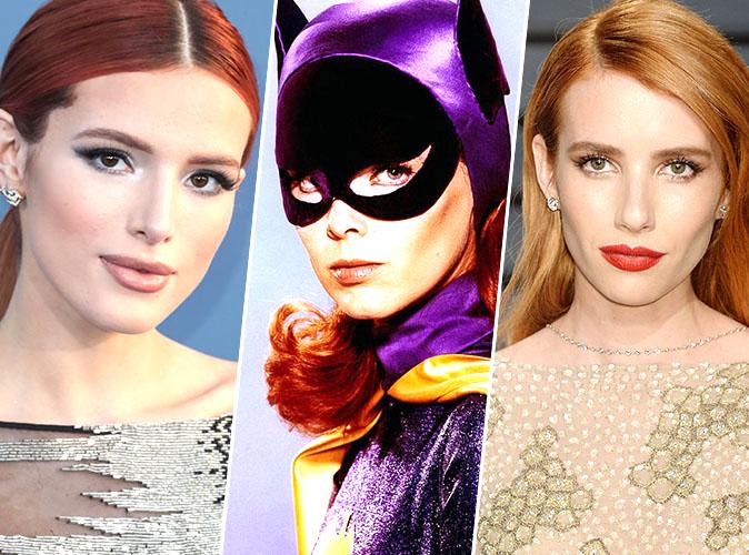 Bella Thorne et Emma Roberts, pressenties pour incarner Batgirl au cinéma ?