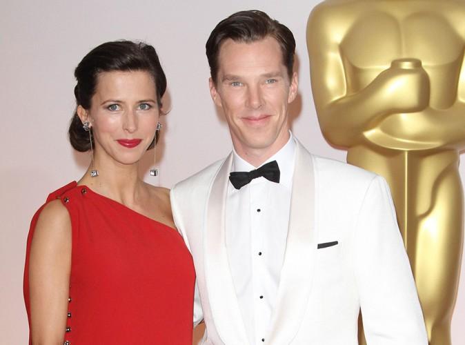 Benedict Cumberbatch papa pour la première fois !