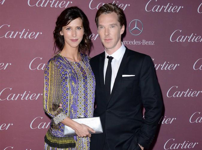 Benedict Cumberbatch : un baby avec Sophie ?