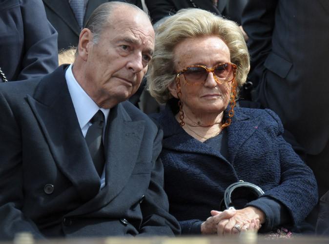 """Bernadette Chirac : Jacques Chirac """"ne se rend pas compte"""" qu'il est malade..."""