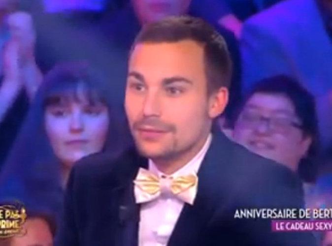 Bertrand Chameroy : Erika Moulet danse nue pour son anniversaire !