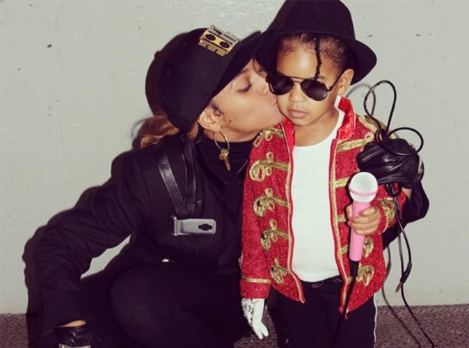 Beyoncé : Blue Ivy bluffante en Michael Jackson !