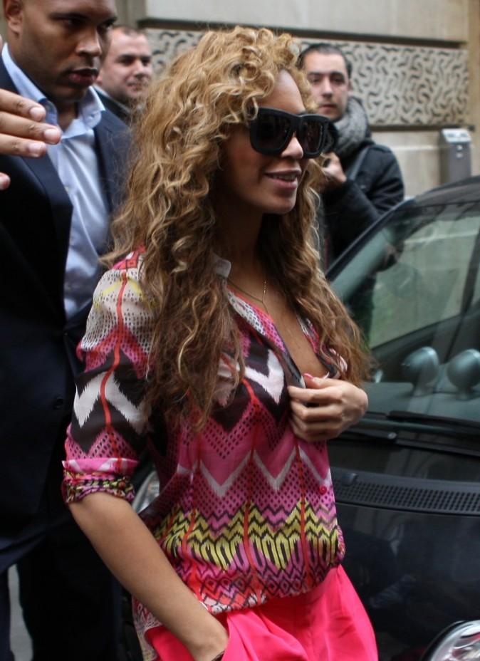 Beyonce a tenu à saluer le courage de Frank Ocean !