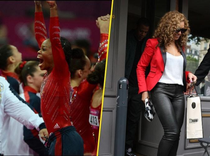 Beyoncé : elle félicite une athlète américaine pour sa médaille d'or !