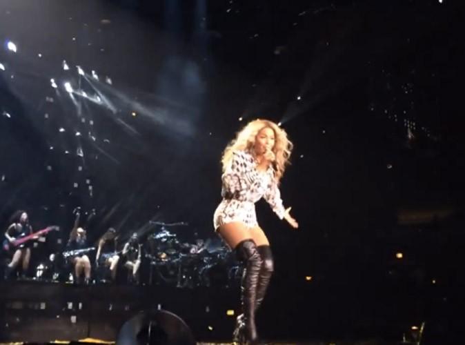 """Beyoncé : elle interprète pour la première fois sur scène """"XO"""", un morceau de son dernier album !"""