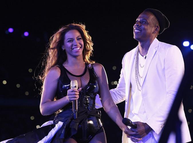 Beyonc� et Jay Z : bient�t parents pour la seconde fois ? Le rappeur s�me le doute !