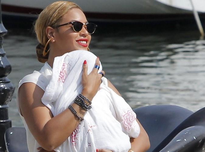 Beyonce et Jay Z : ils n'ont pas pu transformer Blue Ivy en marque déposée !