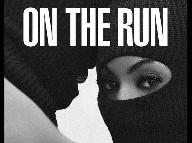 """Beyoncé et Jay-Z : un couple masqué qui confirme sa tournée en amoureux en dévoilant l'affiche du """"On The Run Tour"""" !"""