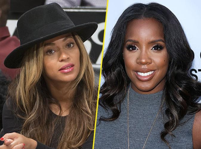 Beyoncé et Kelly Rowland : Titan et Blue Ivy sont déjà inséparables !