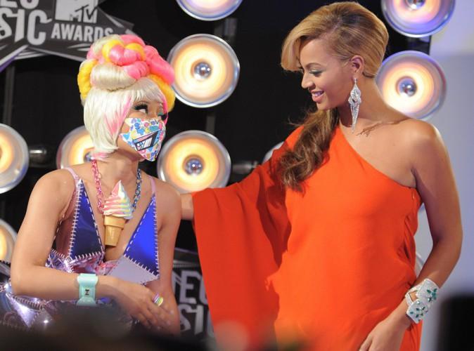 Beyoncé et Nicki Minaj : réunies ce soir au Stade de France ?