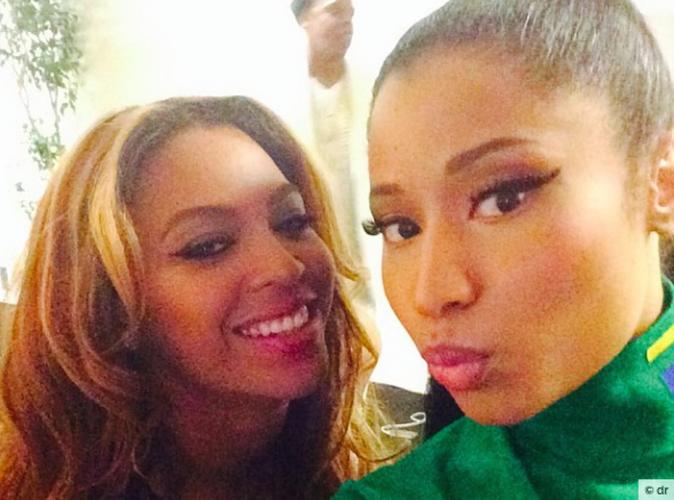 Beyoncé et Nicki Minaj vous préparent une surprise…