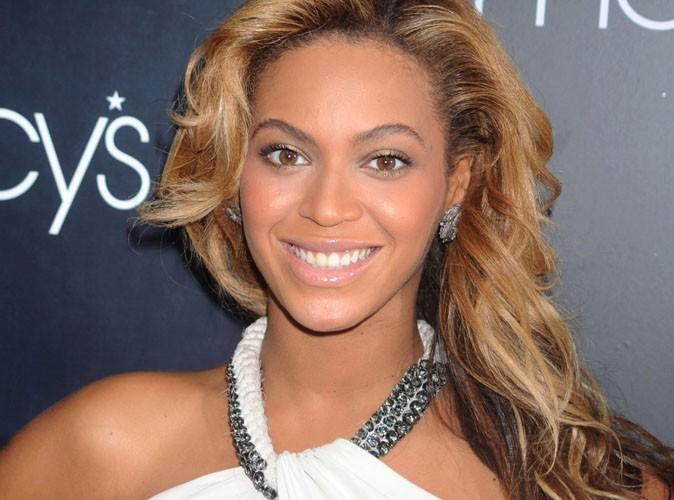 Beyoncé : fourrure de rigueur pour sa petite Blue Ivy !
