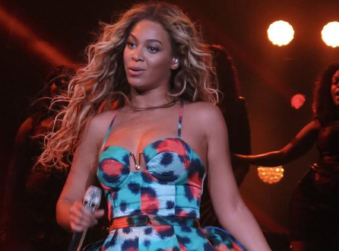 Beyoncé : l'incident du ventilateur.... Elle préfère en rire !