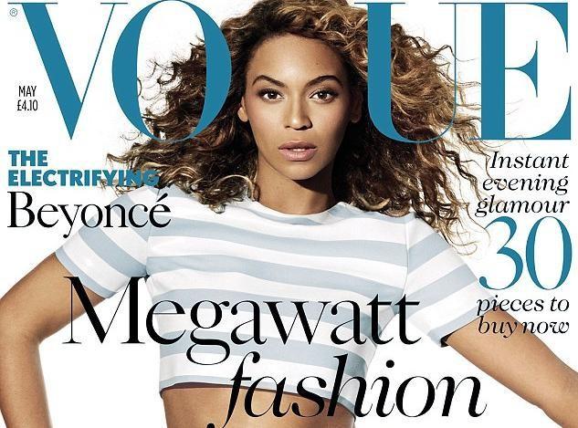 Beyoncé : la diva s'offre encore une nouvelle couverture de Vogue Magazine !