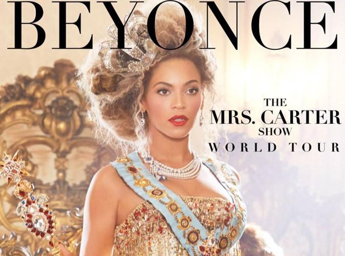 Beyoncé : la reine Bee dévoile une pose impériale pour l'affiche de sa nouvelle tournée !