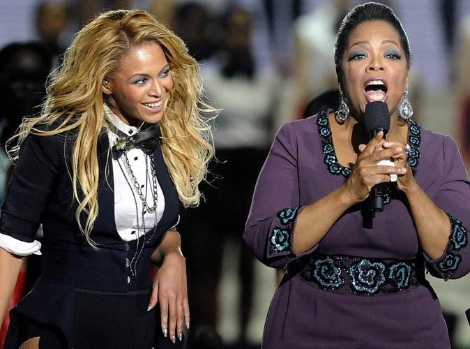 Beyoncé : la richissime Oprah Winfrey marraine de sa fille ... ou pas ! (réactualisé)