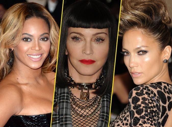 Beyoncé, Madonna et Jennifer Lopez : elles vont unir leur voix ce week-end pour un grand concert en faveur des femmes !