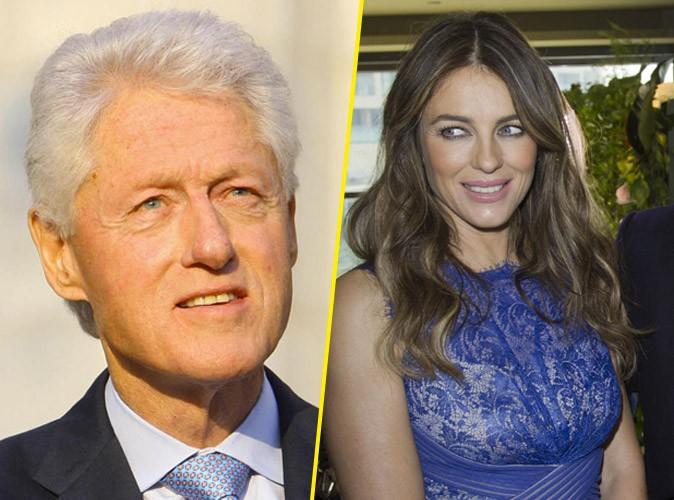 Bill Clinton : l'ex-président des Etats-Unis a-t-il eu une liaison avec Elizabeth Hurley ?