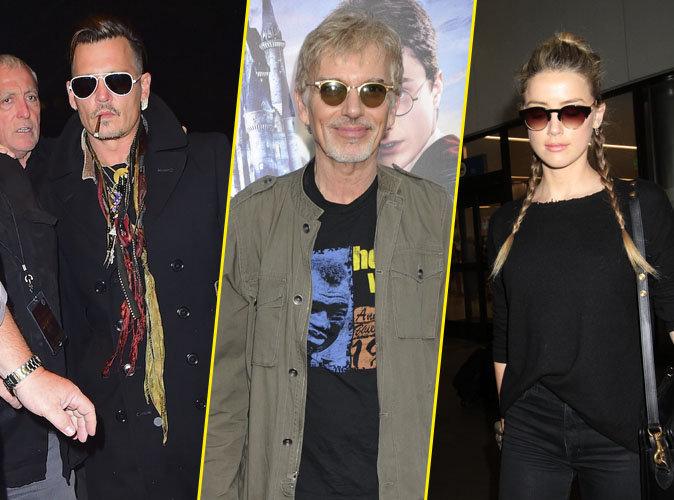 Billy Bob Thornton accusé d'être l'amant d'Amber Heard, répond à Johnny Depp !