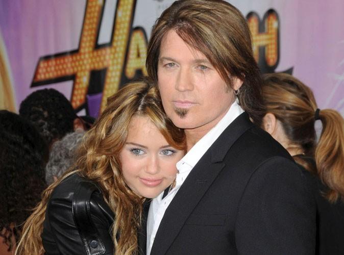 """Billy Ray Cyrus : """"Tant que Miley est heureuse, c'est tout ce qui compte"""""""