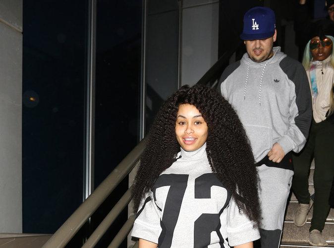 Blac Chyna : Elle pourrait apparaître dans l'émission des Kardashian!