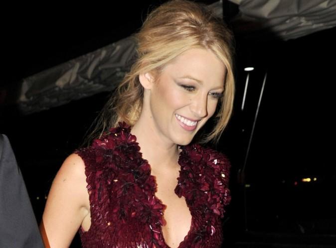 Blake Lively : découvrez sa magnifique bague de mariage en diamant rose...
