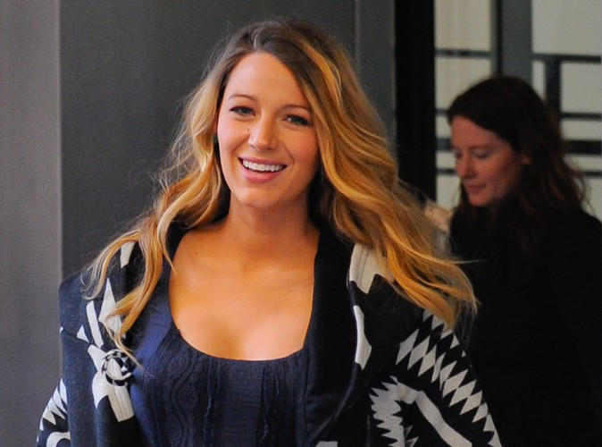 Blake Lively maman :