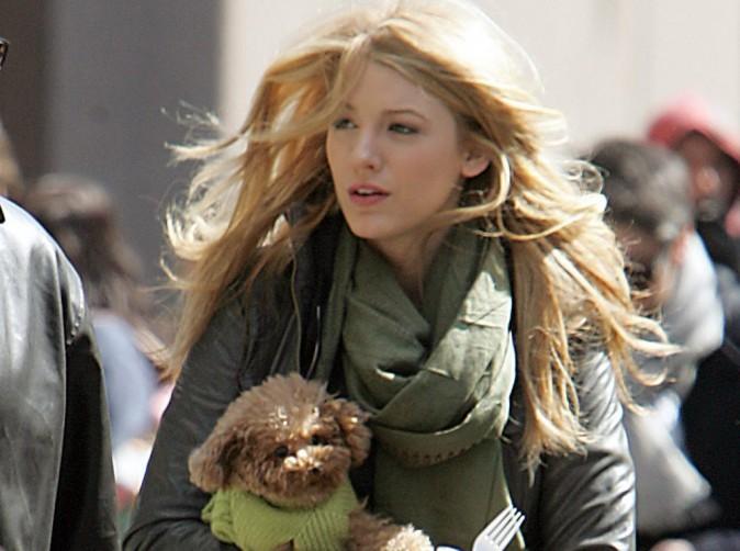Blake Lively : quand elle ne peut pas chouchouter son Ryan, elle reporte tout son amour sur le chien de ce dernier...