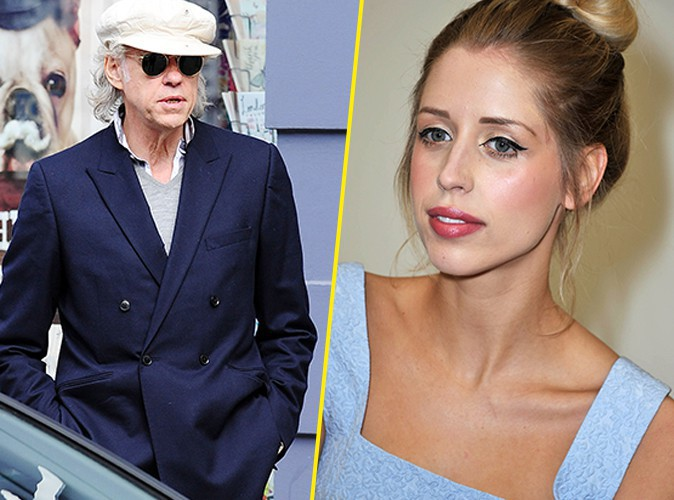 """Bob Geldof : première interview télé depuis le décès de sa fille : """"C'est insupportable !"""""""