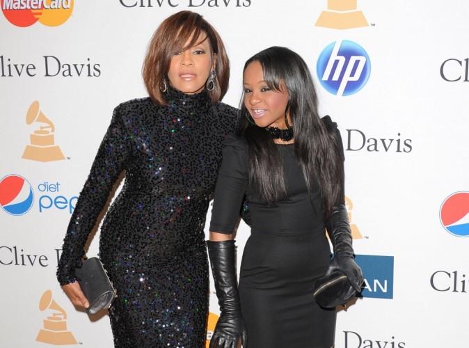 Bobbi Kristina Brown : la fille de Whitney Houston s'est volatilisée après les funérailles de sa mère !