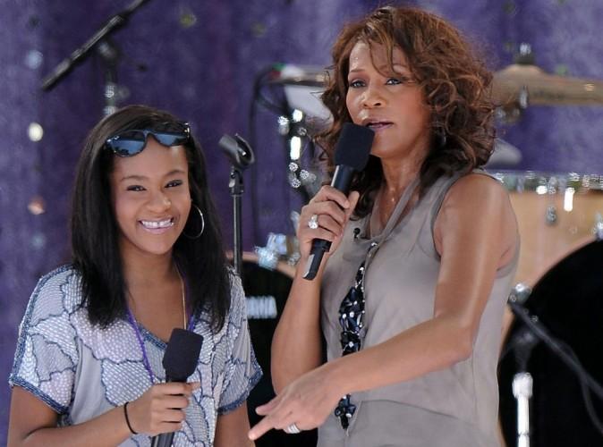 Bobbi Kristina Brown : la fille de Whitney Houston veut changer de nom !