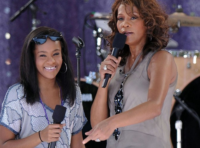 "Bobbi Kristina, la fille de Whitney Houston : ""Je dois perpétuer son héritage…"""