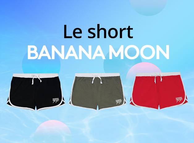 Bon plan : Le short Banana Moon à 3,95E !