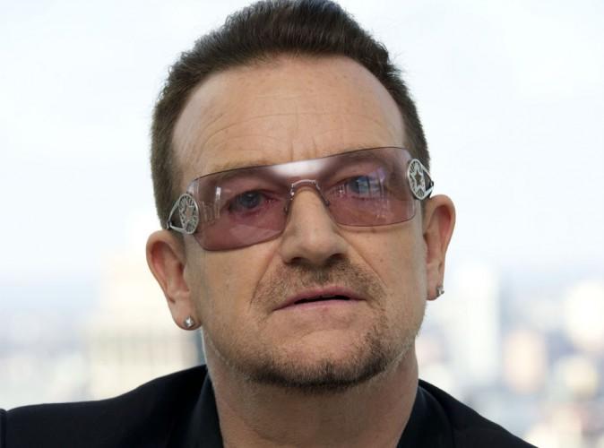 Bono : il vient de frôler la mort dans un avion !