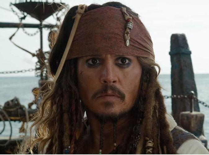 Box-office du mercredi : Johnny Depp emmène les Pirates à l'abordage de Paris