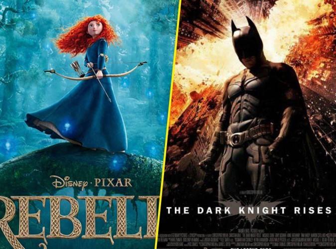 Box Office France : Rebelle  Vs Batman !