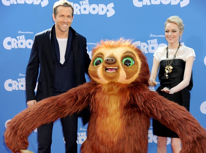 Box Office Us : les Croods, une famille qui a du succès !