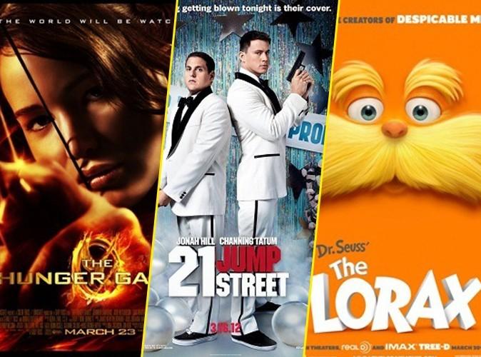 Box Office US : The Hunger Games, le film de tous les records !