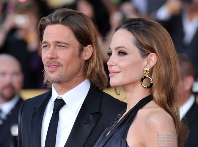 """Brad Pitt : Angelina Jolie est """"toujours une bad girl"""" dans l'intimité…"""