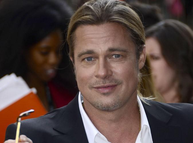 Brad Pitt : embêté d'avoir dérangé un village pendant son tournage, il signe un gros chèque aux habitants !