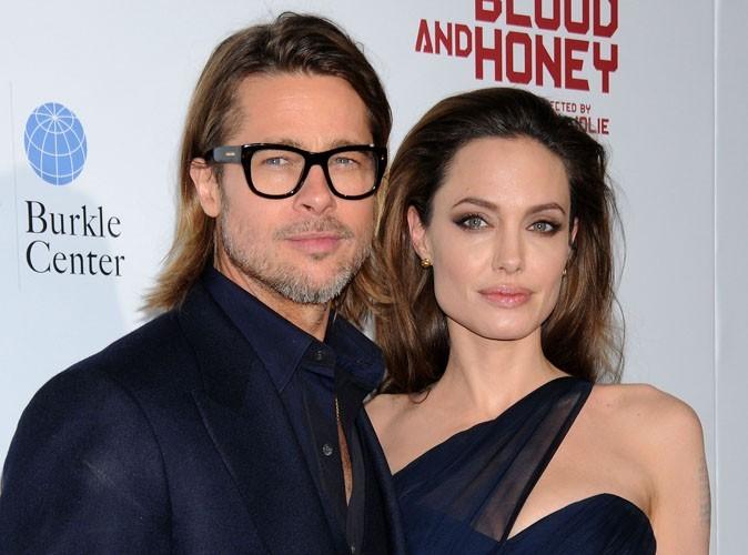Brad Pitt et Angelina Jolie : c'est la guerre des voisins !