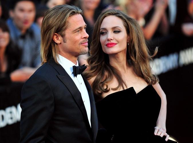 Brad Pitt et Angelina Jolie enfin mariés ?