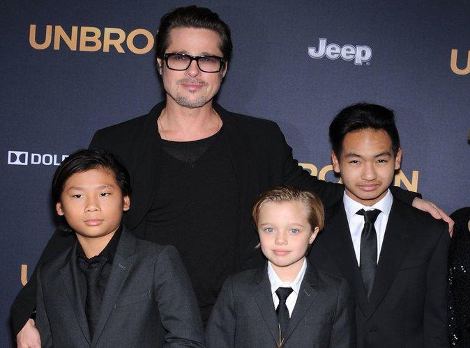 Brad Pitt et Angelina Jolie : Leur fils Pax accidenté !