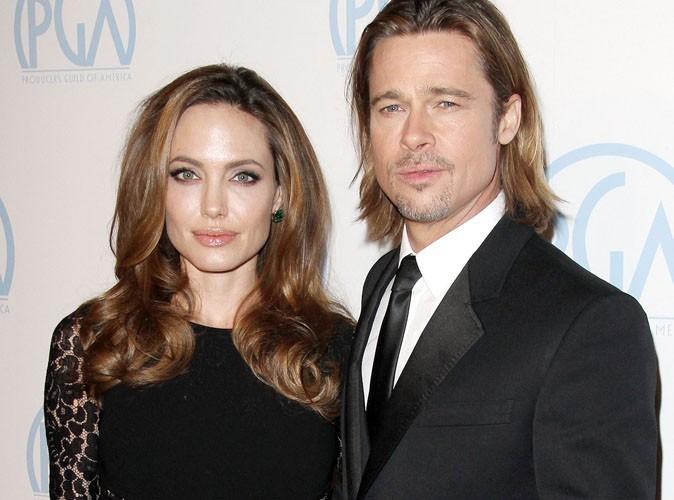 """Brad Pitt et Angelina Jolie parlent mariage : """"Nous n'allons plus pouvoir attendre"""""""