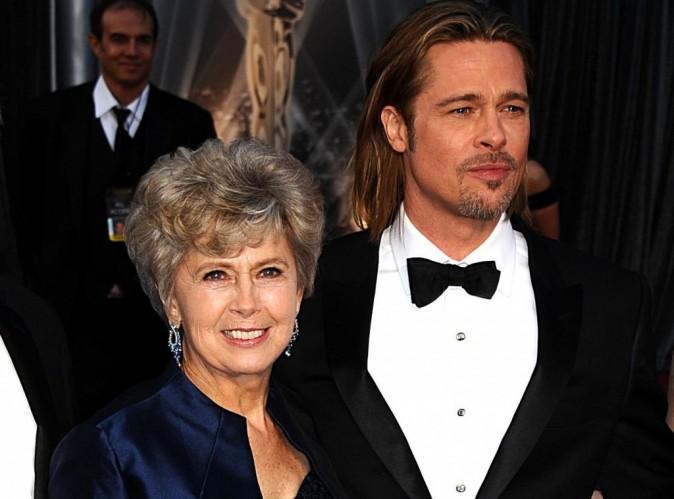 Brad Pitt : fermement engagé pour la cause du mariage gay... Tout à l'inverse de sa maman Jane Pitt !